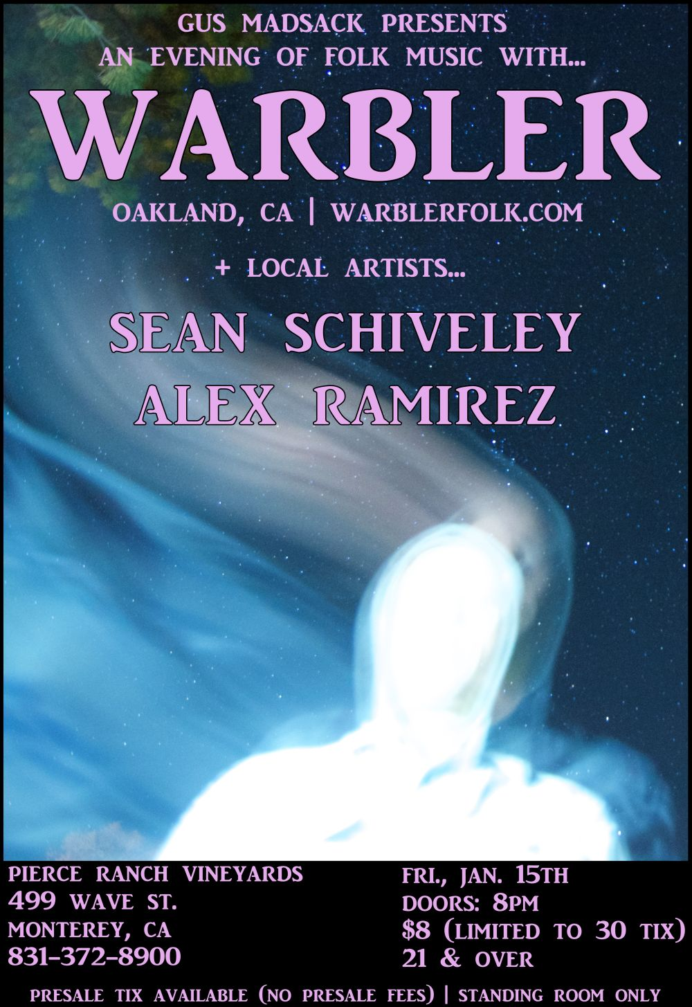 warbler poster revised 3